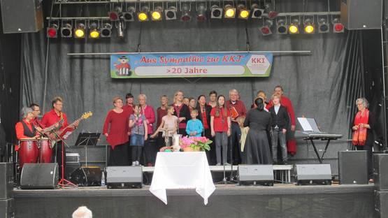 Holm-Seppensen Chor MaLu-Singers